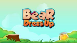 熊 Dress Up - Game 下载 Screen
