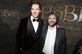 Benedict and Peter at The Hobbit Premiere - benedict-cumberbatch photo