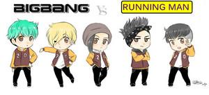 RM VS BIGBANG