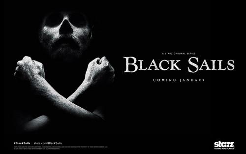 Black Sails দেওয়ালপত্র titled Black Sails