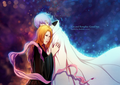 *Rangiku X Gin* - bleach-anime photo