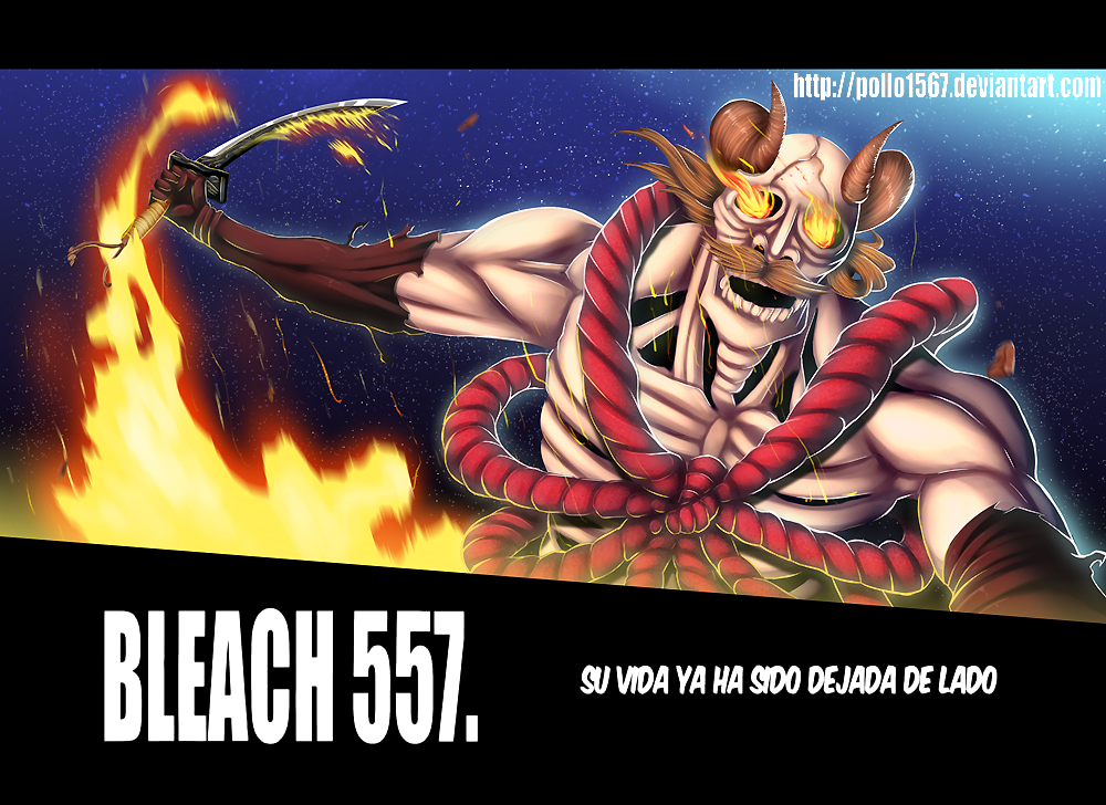 Kokujo Tengen Myo Dangai Joe Anime Bleach Foto 36192816 Fanpop