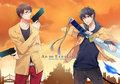 Rin and Yukio