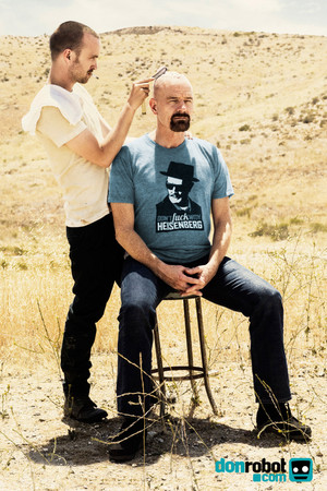 Don't fuck with Heisenberg
