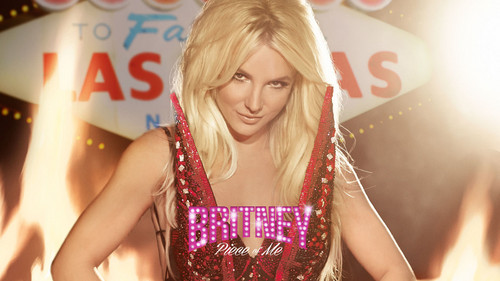 Britney Spears achtergrond titled Britney Spears Piece of Me