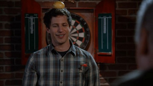 Brooklyn Nine-Nine वॉलपेपर probably containing a सड़क, स्ट्रीट called Old School