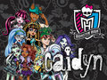 Caidyn - monster-high fan art