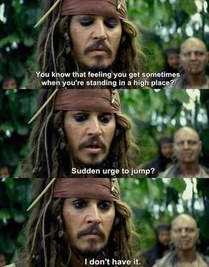 capitán Jack Sparrow