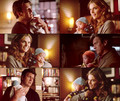 Caskett and the baby-6x10