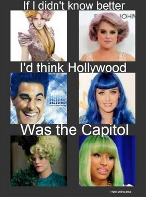 The Capitol VS Hollywood