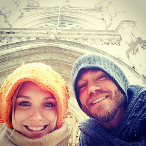 November, 15 2013 - With Nicky In Bruxelles