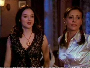 Phoebe and Paige