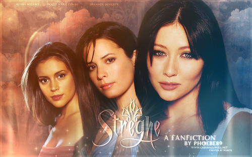 Charmed wallpaper with a portrait titled Charmed Fanfiction