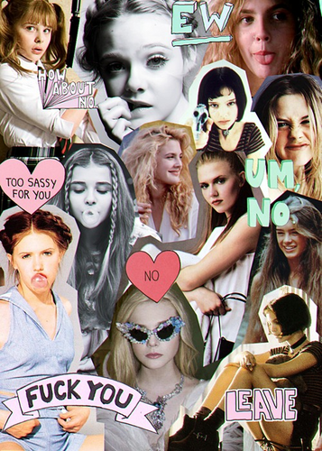 Chloe Moretz Hintergrund titled Favorit nymphets