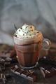 Hot Chocolate  - chocolate photo