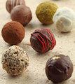 Truffles Chocolates Choko la