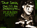 Dear Santa.... - christian-coma wallpaper