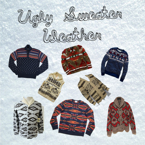 Ugly Sweater Weather