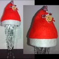 GORRO RENA - christmas fan art
