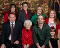 the johnsons - christmas photo