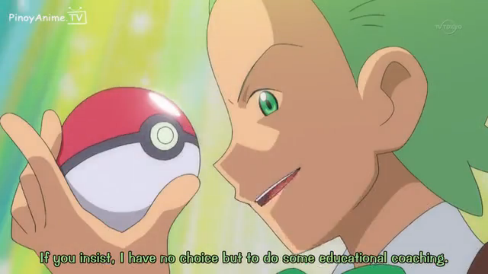 Yet another Cilan rape face XD