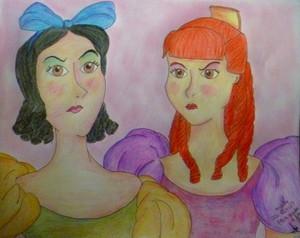 cinderella's step sisters