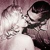 Clark Gable and Marily Monroe
