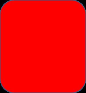 round red