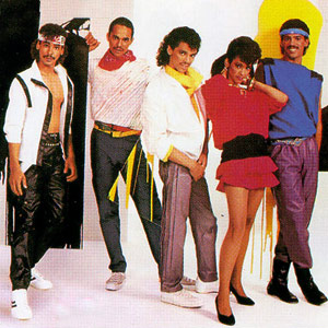 Vocal Group, DeBarge