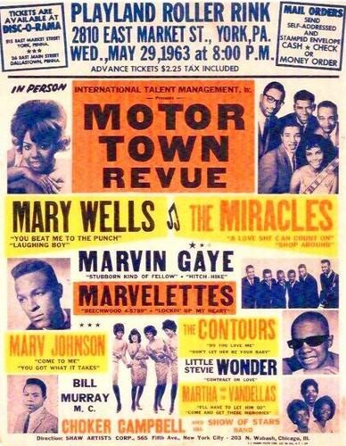 Classic r b music images a vintage motown revue tour for Classic club music