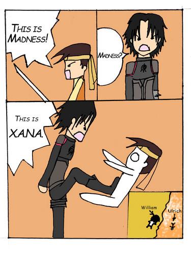 Code Lyoko kertas dinding containing Anime called This is XANA