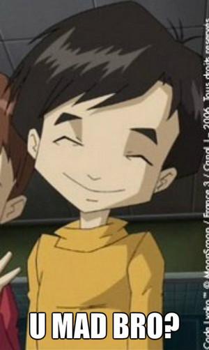 Hiroki - U mad Bro?