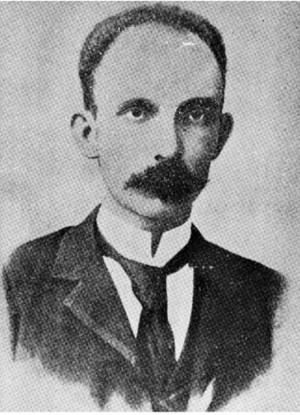 Poeta Jose Marti