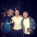 Boys night out - damian-mcginty photo