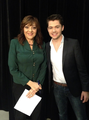 Interview with KVCR SoCal - damian-mcginty photo