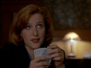 Dana Scully anugerah