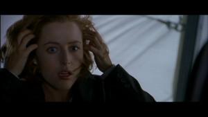 Dana Scully nyara