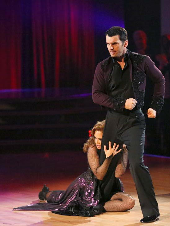 Leah & Tony - Semi Finals - Dancing With The Stars Photo ...
