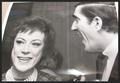 Grayson Hall and Jonathan Frid - dark-shadows photo