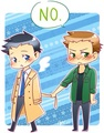 Dean and Castiel ♡ - dean-and-castiel fan art