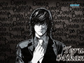Teru Mikami Wallpaper - death-note wallpaper