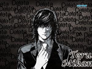 Teru Mikami fond d'écran