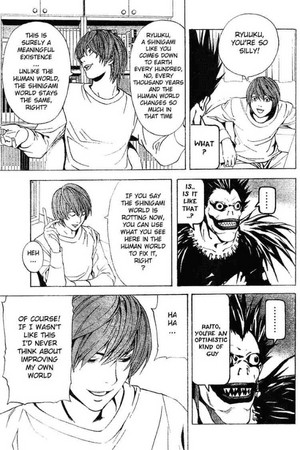 Death Note mangá