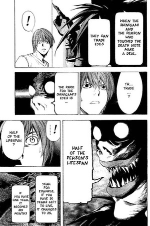 Death Note Manga