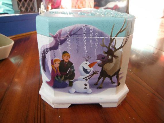 Frozen Jewelry Box Disney Disney frozen jewelry box by