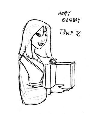 Happy birthday truth76