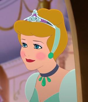 cinderella's Lady marmelade look