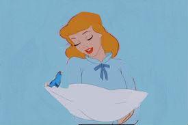Cinderella sunting :)