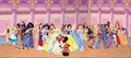 All princesses - disney-princess photo