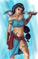 Warrior jasmine - disney-princess photo